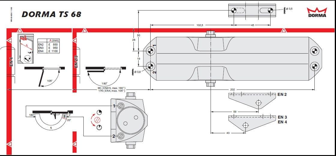 как установить доводчик на дверь своими руками инструкция
